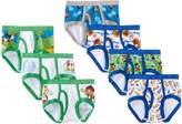 Disney Handcraft Little Boys' Jr Multi 7 Pack Underwear