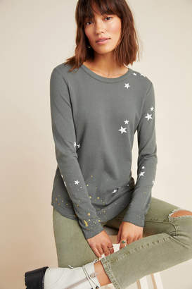 Chaser Starry Foiled Top