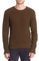 Vince Chunky Waffle Sweater