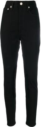 Helmut Lang Femme Hi Riders jeans