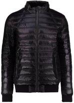 Solid Derring Light Jacket Black