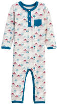 Coccoli Forest Print Unionsuit (Baby)