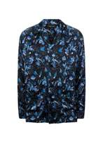 Meng Silk Satin Shirt