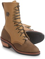 "Chippewa Bay Golden Bay Apache Boots - Leather, 10"" (For Men)"