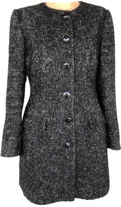 Dolce & Gabbana Grey Coat for Women