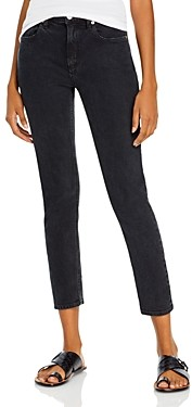 AGOLDE Toni Mid Rise Slim Leg Jeans in Montage