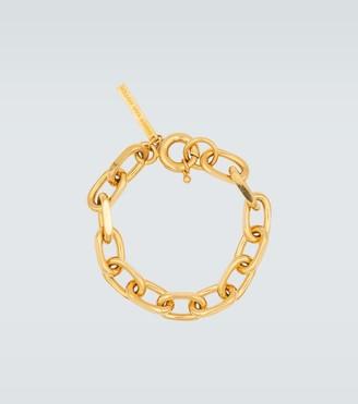 Dries Van Noten Gold-toned chain bracelet
