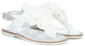 MonnaLisa Leather sandals