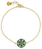 Amrapali 18-karat Gold Enamel Bracelet - one size
