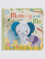 Marks and Spencer Mummy & Me Puppet Book
