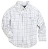 Ralph Lauren Little Boy's Tattersall Dress Shirt