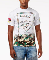 Reason Men's Graphic Camo T-Shirt