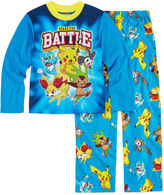 Pokemon Pokmon 2-pc.Pajama Set - Boys 4-10