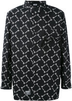 Kokon To Zai printed shirt - men - Cotton - S