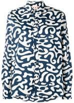 Marni swirl print shirt