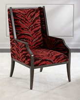 Massoud Strickland Dining Arm Chair