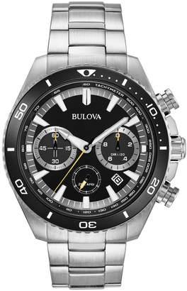 Bulova Classic Stainless Steel Bracelet Watch