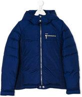DSQUARED2 padded jacket - kids - Polyamide/Goose Down - 14 yrs