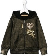 John Galliano embellished hoodie