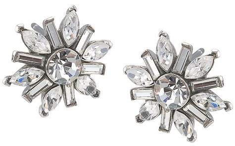 Carolee Small Cluster Earrings