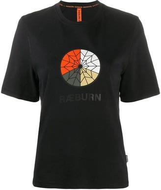 Raeburn parachute graphic T-shirt