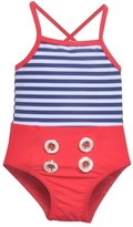 Flap Happy Sailor Stripe Swimsuit