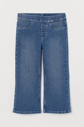 H&M Denim leggings Kick Flare