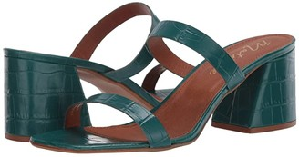 Matisse Madrid (Green Leather) Women's Shoes