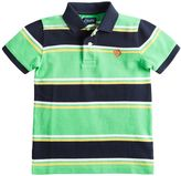 Chaps Boys 4-7 Striped Short Sleeve Polo