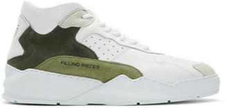 Filling Pieces White Lay Up Icey Flow 2.0 Sneakers