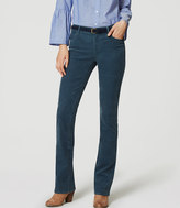 LOFT Tall Modern Boot Cut Corduroy Pants