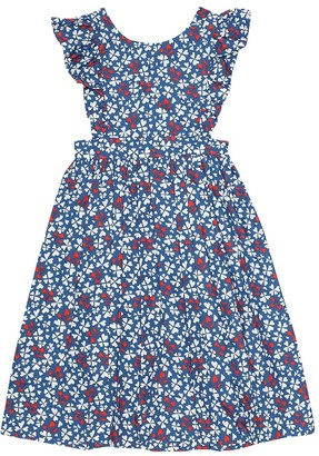 Bonpoint Empire printed cotton dress
