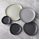 Crate & Barrel Roscoe Platters, Set of 5