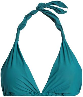 Lenny Niemeyer Gathered Triangle Bikini Top