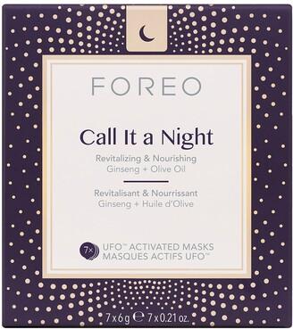 Foreo Ufo Mask Call It A Night - 7 Masks