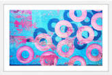Parvez Taj Pink Inflatables Canvas Wall Art