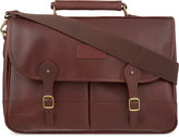 Barbour Classic Leather Briefcase