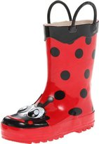 Western Chief Ladybug Rain Boot(Toddler/Little Kid/Big Kid)