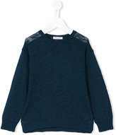 Babe And Tess - long sleeve sweater - kids - Cotton/Linen/Flax - 5 yrs