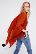 Spirit In The Sky Travel Scarf by Verloop at Free People