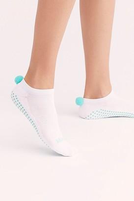 Free People Sticky Be Pom Pom Grip Socks