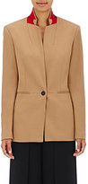 Rag & Bone Women's Emmet Wool-Blend Single-Button Blazer-TAN