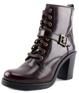 Cuplé Botin Florentic Round Toe Leather Ankle Boot.