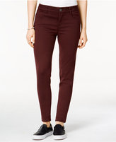 Rewind Juniors' Techno Tuck Skinny Jeans