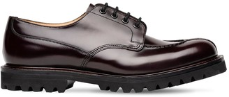 Church's Edgerton Leather Derby Lace-Up Shoes