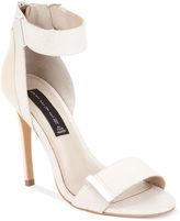 STEVEN by Steve Madden Shoes, Lipsrvce Ankle Strap Pumps