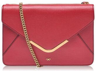 Anya Hindmarch Postbox Wallet Chain Bag
