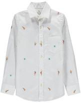 Hartford Sale - Paul Surfer Jacquard Shirt