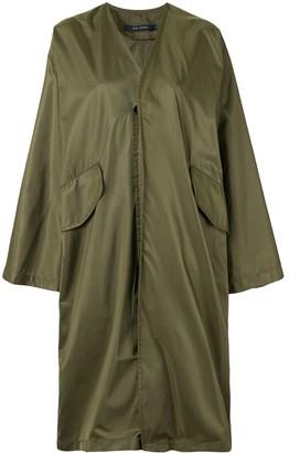 Sofie D'hoore Colleen oversized raincoat