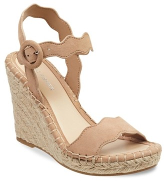Marc Fisher Kai Espadrille Wedge Sandal